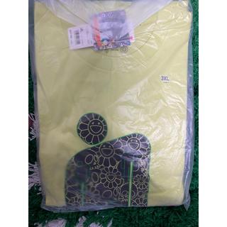 ユニクロ(UNIQLO)のUniqlo ビリーアイリッシュ 3xl ユニクロ Tシャツ 限定品 村上隆(Tシャツ/カットソー(半袖/袖なし))