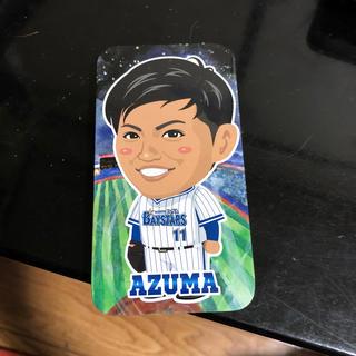 ヨコハマディーエヌエーベイスターズ(横浜DeNAベイスターズ)のベイスターズスライド缶(スポーツ選手)