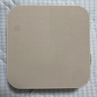 ムジルシリョウヒン(MUJI (無印良品))の壁掛式Bluetoothスピーカー 無印良品(ポータブルプレーヤー)