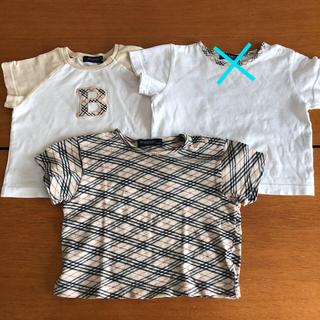 バーバリー(BURBERRY)のバーバリーTシャツ 3枚セット(Tシャツ)
