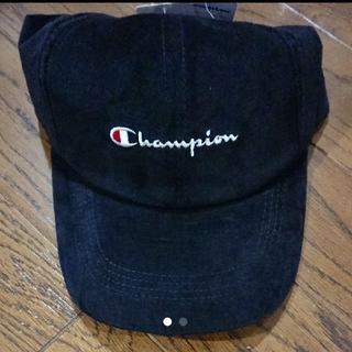 チャンピオン(Champion)のChampion ブラック(キャップ)