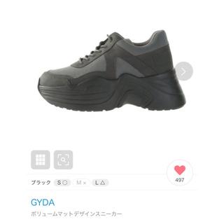 ジェイダ(GYDA)のmiyu様専用(スニーカー)