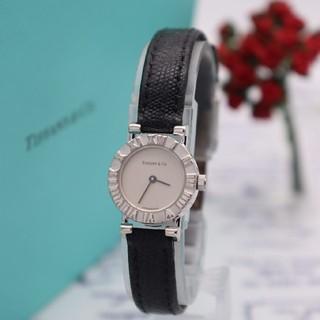 ティファニー(Tiffany & Co.)の付属品付き【新品電池】Tiffany& Co./アトラス 動作品 人気モデル(腕時計)
