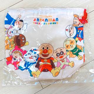アンパンマン(アンパンマン)のアンパンマン  両面 巾着袋 トートバッグ お弁当バッグ(弁当用品)