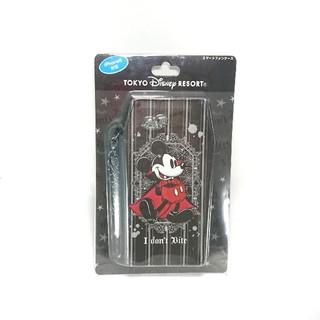 ミッキーマウス(ミッキーマウス)の東京ディズニーランド ミッキー ヴァンパイア 手帳型スマホケース(iPhoneケース)