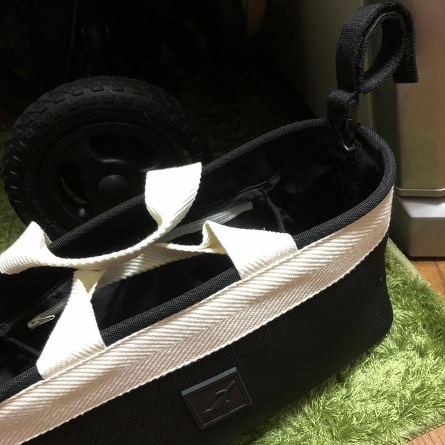 AIRBUGGY(エアバギー)のエアバギー BAG キッズ/ベビー/マタニティの外出/移動用品(ベビーカー用アクセサリー)の商品写真