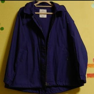 スタディオクリップ(STUDIO CLIP)のフード付きジャケット  最終お値下げ(ブルゾン)