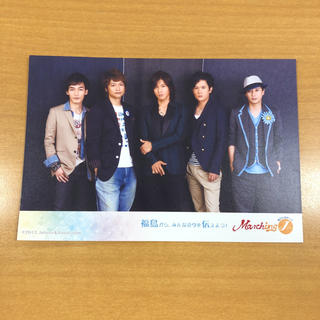 スマップ(SMAP)のジャニーズ SMAP ポストカード 非売品(アイドルグッズ)