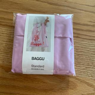バグゥ BAGGU エコバッグ 【新品、未使用】(エコバッグ)