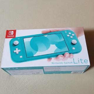 Nintendo switch Lite(家庭用ゲーム機本体)