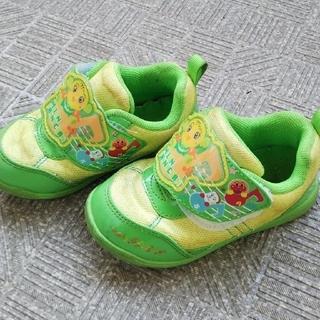 アンパンマン(アンパンマン)のアンパンマン 女の子 靴 15.0(スニーカー)