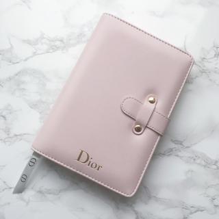 ディオール(Dior)のDiorノベルティの手帳 (ノート)(ノート/メモ帳/ふせん)