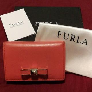 フルラ(Furla)のFURLAカードケース(名刺入れ/定期入れ)