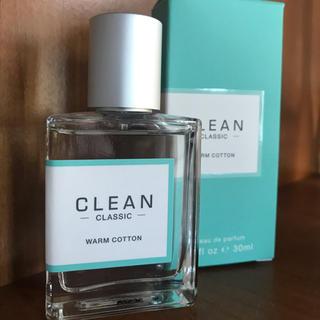 クリーン(CLEAN)のCLEAN クリーン ウォームコットン オードパルファム 30ml 香水(ユニセックス)