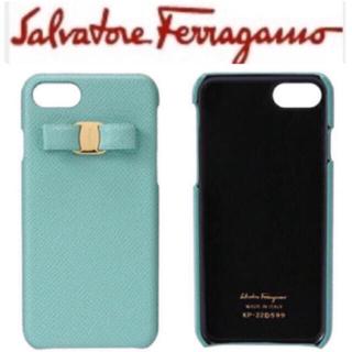 サルヴァトーレフェラガモ フェラガモ iPhoneケース 携帯カバー リボン(iPhoneケース)