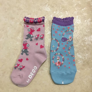 ニットプランナー(KP)のニットプランナー KP ミミちゃん 女の子 靴下 ソックス ケーピー(靴下/タイツ)