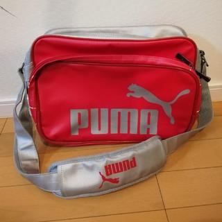 PUMA - PUMA プーマ エナメルバッグ サッカー スポーツ