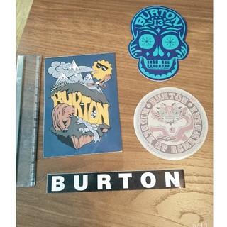 バートン(BURTON)のBurton バートン ステッカー スノーボード スノボ(ボード)