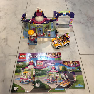 Lego - LEGOフレンズ 41320 フローズンヨーグルトショップ ブロック