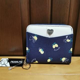 スヌーピー(SNOOPY)の【スヌーピー】2つ折財布(財布)