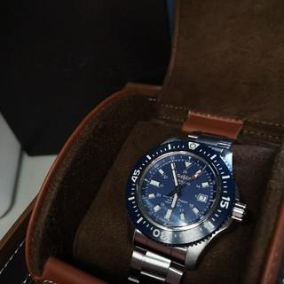 BREITLING - 質流れ品TEX!BREITLING ブライトリングスーパーオーシャンメンズ腕時計