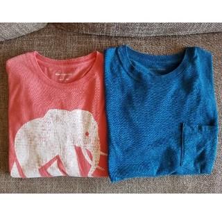 バナナリパブリック(Banana Republic)のTシャツ2枚セット(Tシャツ/カットソー(半袖/袖なし))