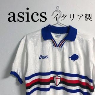 アシックス(asics)のasics サンプドリア AWAY ユニフォーム (ウェア)