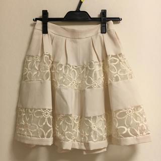 ジュジュエッタ(JugeETTA)の石原さとみ着用❤︎幻のスカート(ミニスカート)