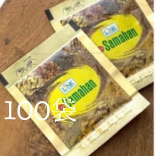 【新入荷】アーユルヴェーダ【サマハン 100袋】スパイスティーハーブティー(茶)