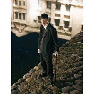 ヨウジヤマモト(Yohji Yamamoto)のSOSHIOTSUKI 19aw フレアスラックス 44(スラックス)