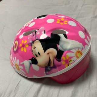 ディズニー(Disney)の専用 ミニー ヘルメット 新品未使用品(ヘルメット/シールド)