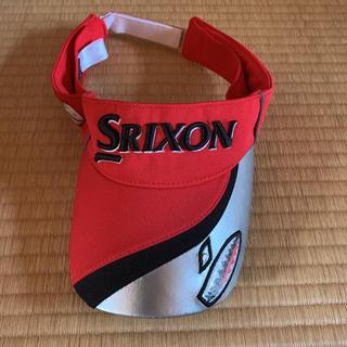 スリクソン(Srixon)のスリクソン サンバイザー ゴルフ(サンバイザー)