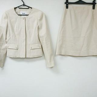 ルネ(René)のルネ スカートスーツ サイズ36 S美品  -(スーツ)