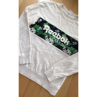 リーボック(Reebok)のReebok(トレーナー/スウェット)