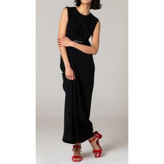 ダブルスタンダードクロージング(DOUBLE STANDARD CLOTHING)のタイムセール❣️即完売品❣️大人気❣️ダブスタ スターサガラ刺繍ワンピース(ロングワンピース/マキシワンピース)