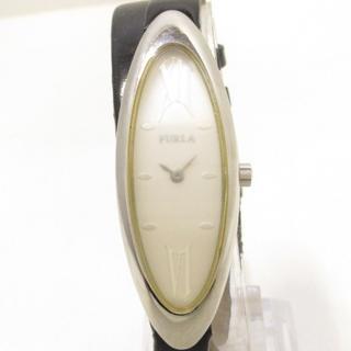 フルラ(Furla)のフルラ 腕時計 - レディース アイボリー(腕時計)