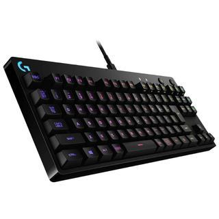 ロジクール PROメカニカルゲーミングキーボード G-PKB-001 ブラック(PC周辺機器)