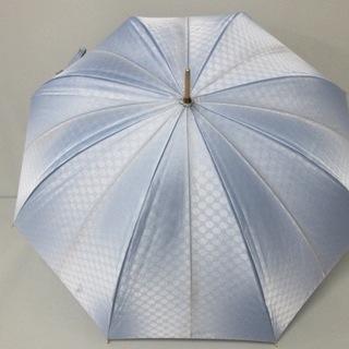 セリーヌ(celine)のセリーヌ 傘 - ナイロン×レザー×金属素材(傘)