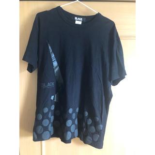ブラックコムデギャルソン(BLACK COMME des GARCONS)のNIKE  BLACKCOMME des GARCONS  Tシャツ(Tシャツ/カットソー(半袖/袖なし))
