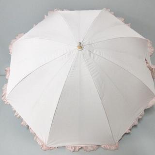 ランバンオンブルー(LANVIN en Bleu)のランバンオンブルー 日傘 - ライトピンク(傘)