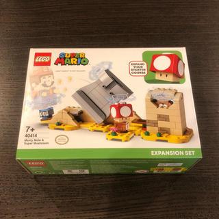 レゴ(Lego)の40414【新品・未開封】レゴ マリオ チョロプー(知育玩具)