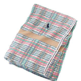 ラルフローレン(Ralph Lauren)のポロラルフローレン タオルケット 145*210(毛布)