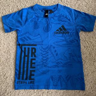 アディダス(adidas)のadidas キッズTシャツ 130サイズ  (Tシャツ/カットソー)