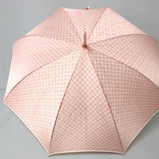 セリーヌ(celine)のCELINE(セリーヌ) 傘 マカダム柄 化学繊維(傘)