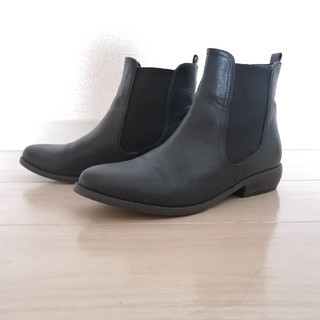 ジーナシス(JEANASIS)のJEANASISサイドゴアブーツ(ブーツ)