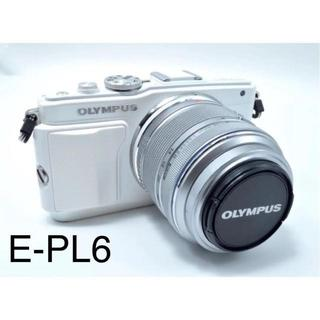 OLYMPUS - オリンパス ミラーレス一眼 カメラ E-PL6