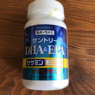 サントリー - サントリー DHA&EPA セサミンEX 120粒