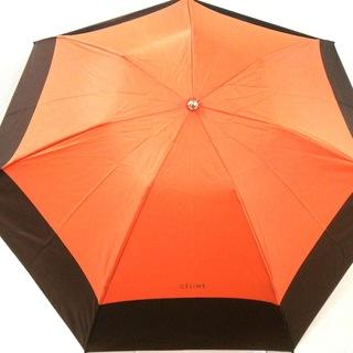 セリーヌ(celine)のCELINE(セリーヌ) 折りたたみ傘 - 化学繊維(傘)