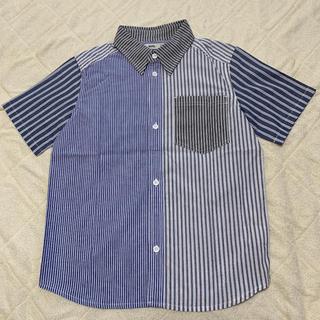 エムピーエス(MPS)のMPS ボタンシャツ ★ サイズ140(Tシャツ/カットソー)