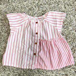 ザラキッズ(ZARA KIDS)の【新品未着用】ZARA baby kids T シャツ カットソー トップス(シャツ/カットソー)